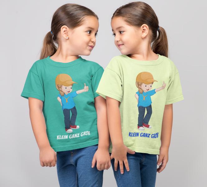 Klein ganz groß T-Shirt